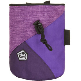 E9 Zucca Big Chalkbag Purple